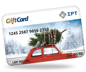 IPT Fuel Gift Card: The Perfect Gift for Your Loved Ones