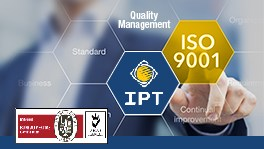 IPT Earns ISO 9001 Re-certification for Quality Management