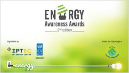 Apply Now to the 2nd Edition of the Energy Awareness Awards (EAA 2018)