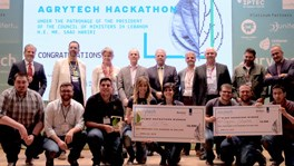 IPTEC Supports the Agrytech Hackathon