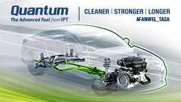 Quantum, the Advanced Fuel from IPT