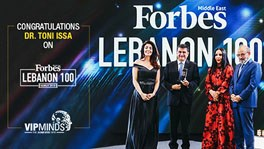 Forbes Middle East Unveils Lebanon 100: IPT Ranked among the Top 30 Most Successful Businesses