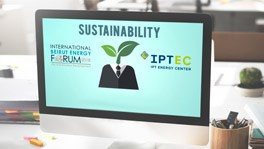IPTEC Participation in IBEF 2018: Transition Towards Sustainable Transport Solutions