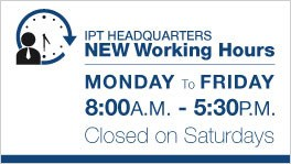 New Opening Hours Schedule