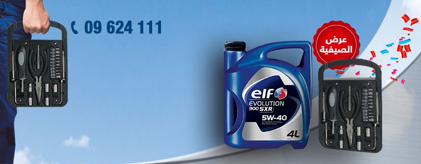 ELF Summer Promotion by IPT: High Standards oil and an Instant Gift