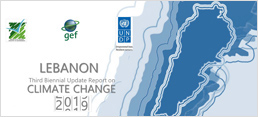 Lebanon's Third Biennial Update Report on Climate Change 2019