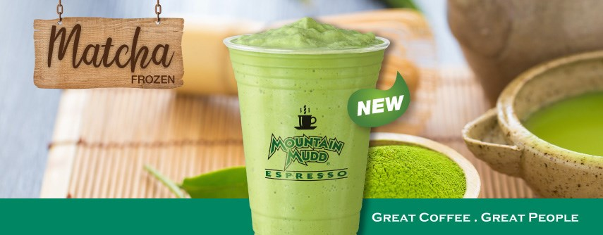 "Discover the Health Benefits of ""Matcha"": Mountain Mudd's New Addition"