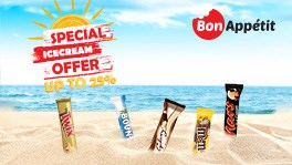 A Refreshing Offer from Bon Appétit