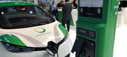 200 Electric Vehicle Charging Stations in Dubai