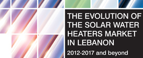 The Evolution of the Solar Water Heaters in Lebanon 2012-2017 and beyond