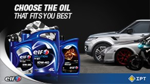 Elf Lubricants: Optimum Engine Performance for All Vehicles