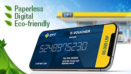 IPT e-Voucher: Going Digital is More Sustainable!