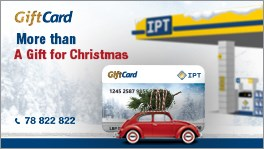 IPT Gift Card: More Than a Gift!