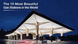 World's Best Petrol Stations